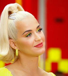 La chanteuse Katy Perry dévoile son baby bump
