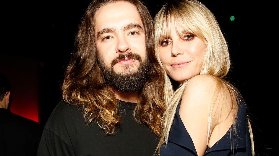 Heidi Klum und Tom Kaulitz lassen die Hüllen fallen