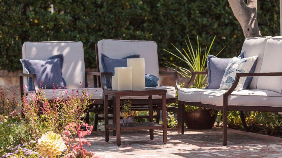 Kleinen Garten gestalten: 7 platzsparende Ideen zum Nachmachen