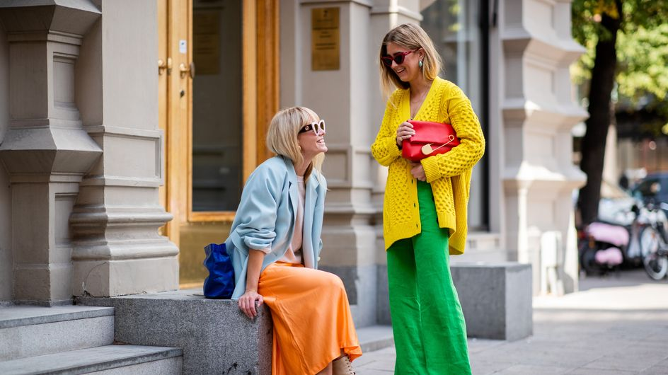 Comment trouver les couleurs de vêtements qui me vont ? Conseils d'experte