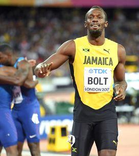 Usain Bolt est papa pour la première fois