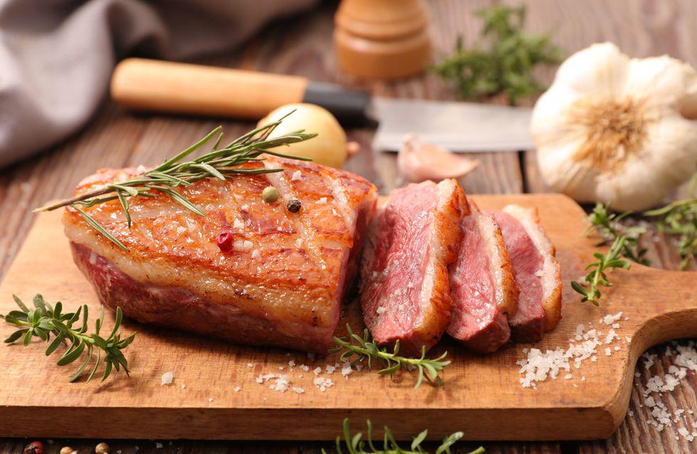 Nos conseils pour cuire un magret de canard au barbecue