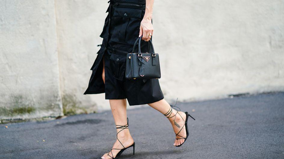 Vite, on veut des sandales lacées pour l'été !