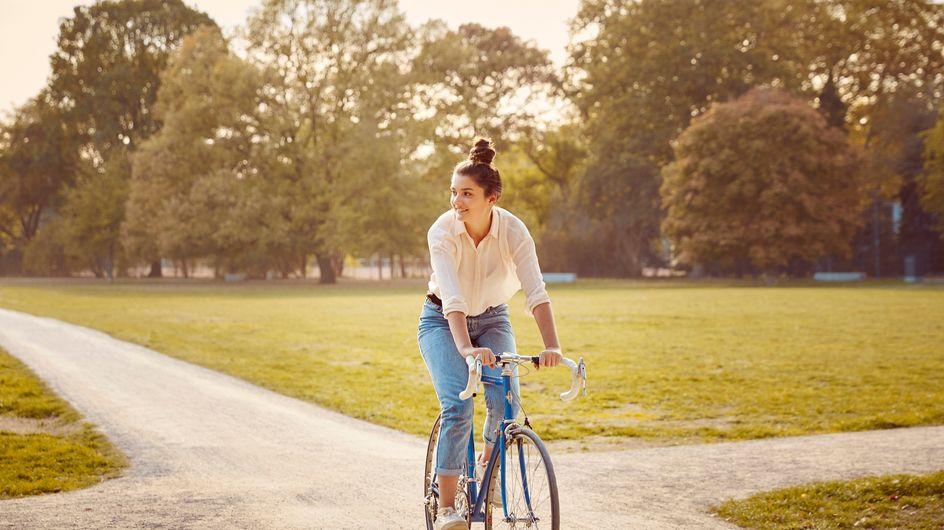 Tutti i benefici della bicicletta per il fisico e la mente!