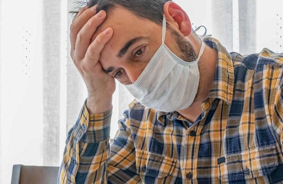"""Gli uomini sarebbero restii alla mascherina: è un """"segno di debolezza"""""""