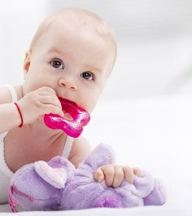 Tutte le caratteristiche di un neonato di 8 mesi