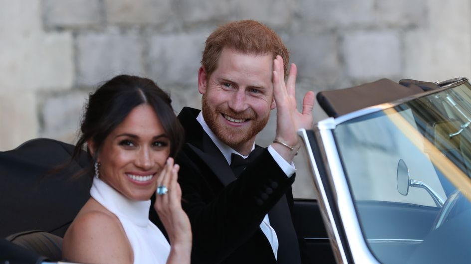 Harry & Meghan: Keine Glückwünsche zum Hochzeitstag