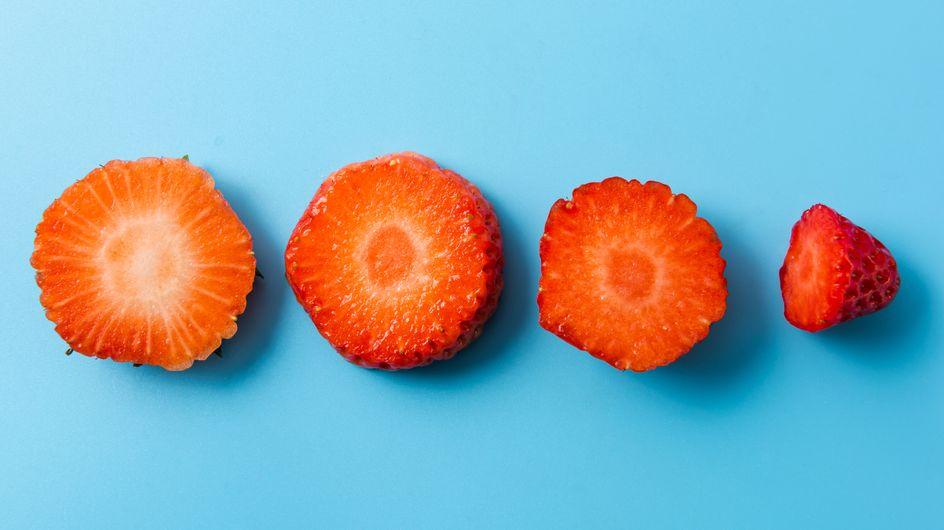 Ekel-Videos zeigen: Das verbirgt sich in der Erdbeere