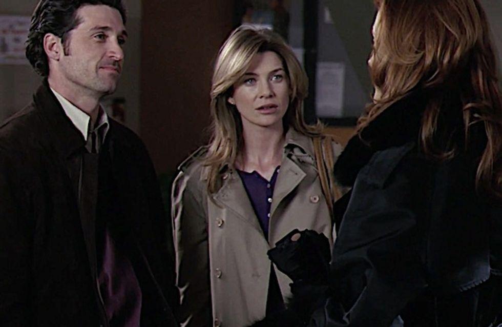 Ellen Pompeo et Kate Walsh célèbrent les 15 ans de cette scène culte de Grey's Anatomy