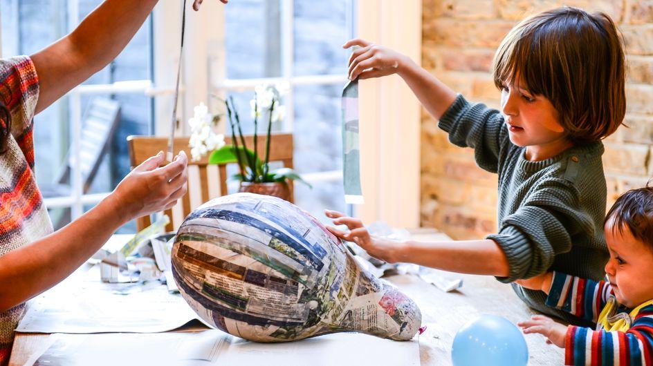 DIY : Les recettes maison pour du papier mâché réussi