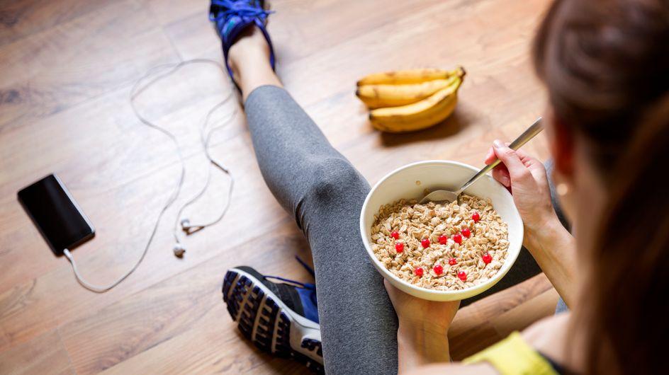 Quel petit-déjeuner prendre avant de faire du sport ?
