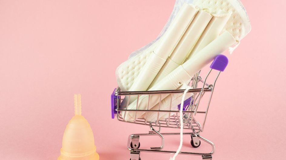 Pour des protections menstruelles gratuites et saines
