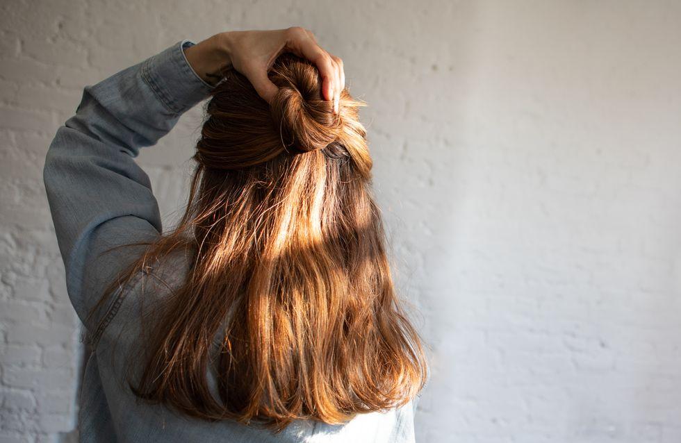 Haare ausfetten lassen: Dermatologin warnt vor Corona-Trend!