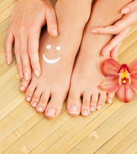 Nos jolis pieds, on en prend soin !