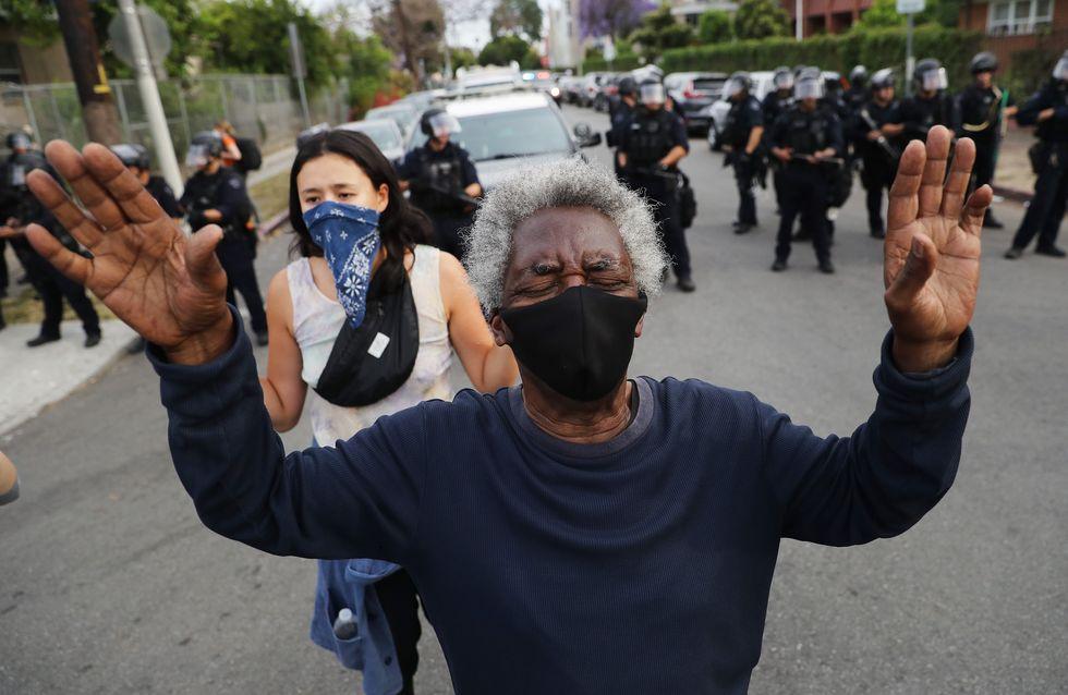 Le secrétaire général de l'ONU demande une enquête sur les violences policières aux États-Unis
