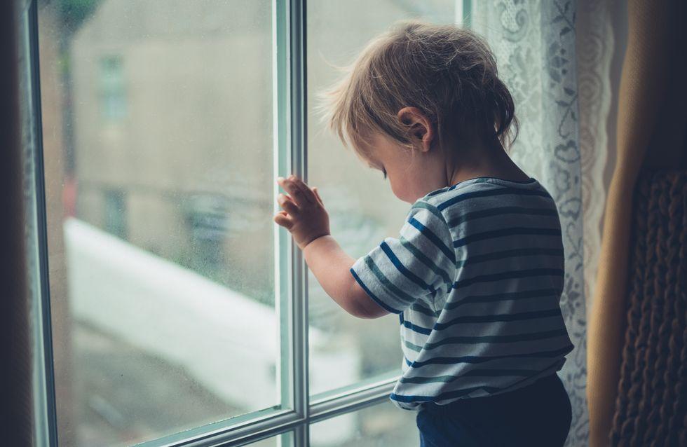 À 14 mois, ce bébé a survécu à une chute du 3e étage