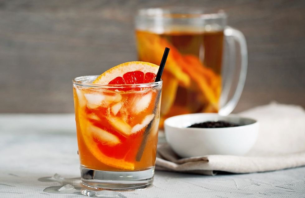 Cocktails mit Eistee: Das sind die Trend-Drinks 2020