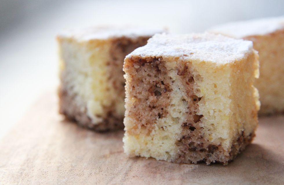 Wolkenkuchen: Blitz-Rezept für den fluffigsten Kuchen ever!