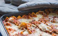 Vegetarischer Nudelauflauf in 30 Minuten: Weltbestes Rezept