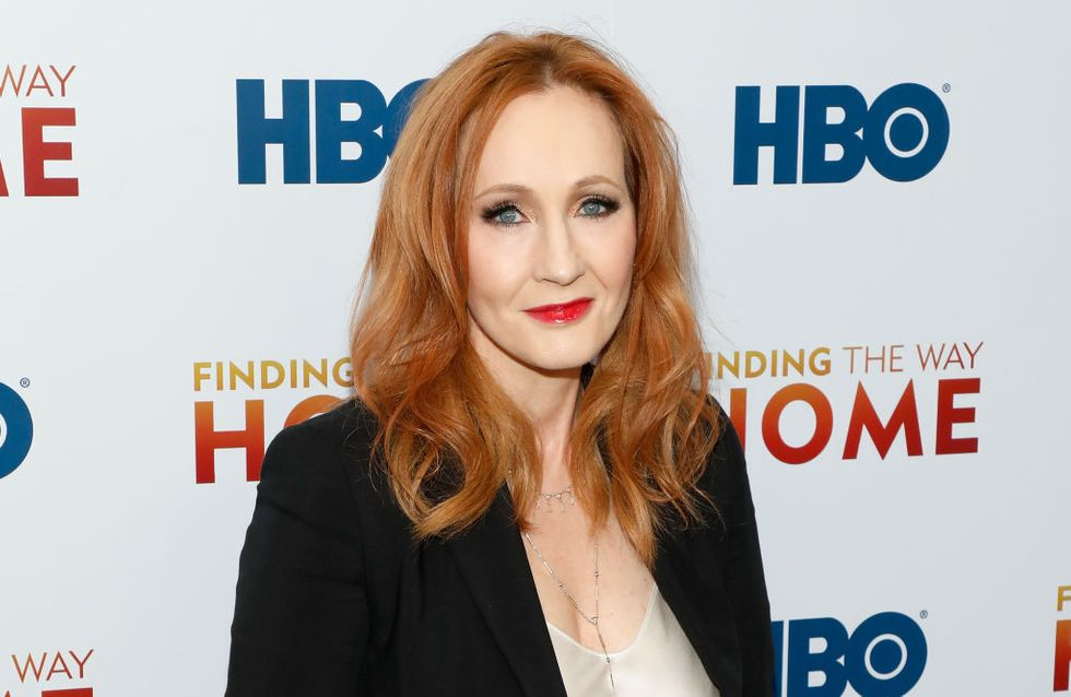 À nouveau accusée de transphobie, JK Rowling réplique et persiste