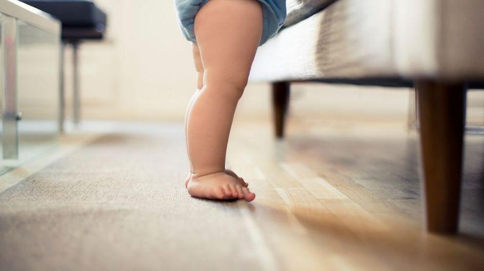 Neonato di 11 mesi: grandi avventure lo attendono!