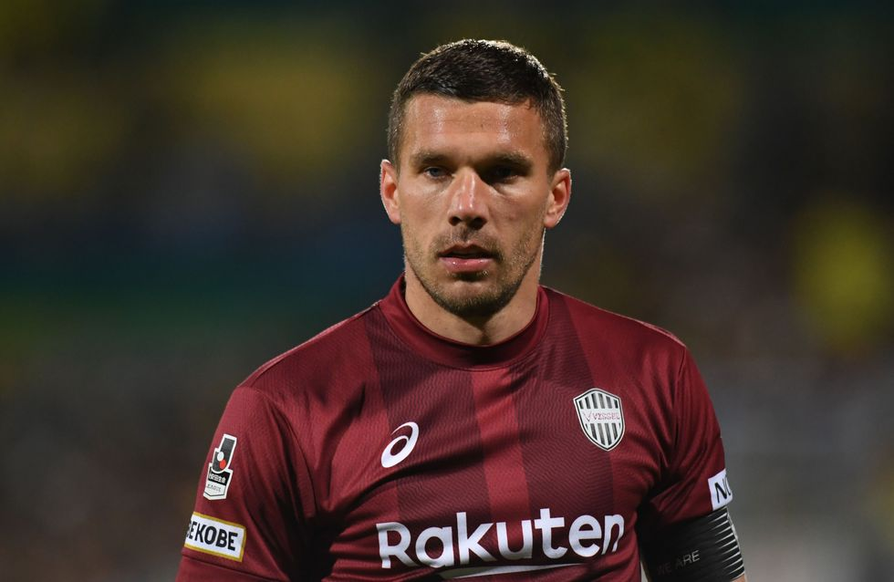 Lukas Podolski: Shitstorm wegen Besuch im Delfinarium