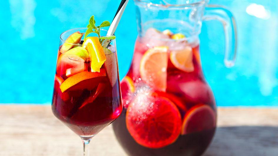Sangria selber machen: 3 schnelle & einfache Rezepte