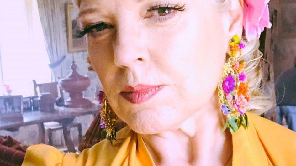 Laurence Boccolini : elle dévoile une rare photo de sa fille !