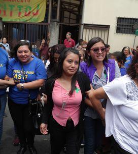Condamnée pour homicide après une fausse couche, Evelyn Hernández est acquitté