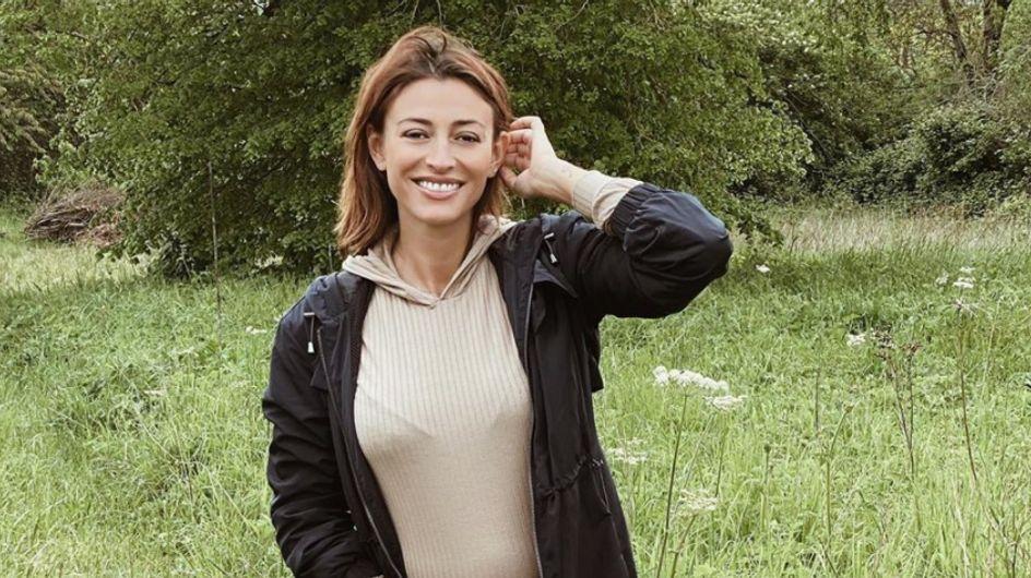 Rachel Legrain-Trapani enceinte : ses inquiétudes à l'approche de l'accouchement