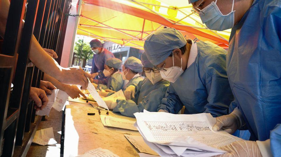 Une deuxième vague d'épidémie affole la Chine