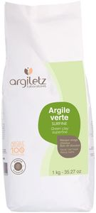 Argile Verte 1 Kg, Argiltez