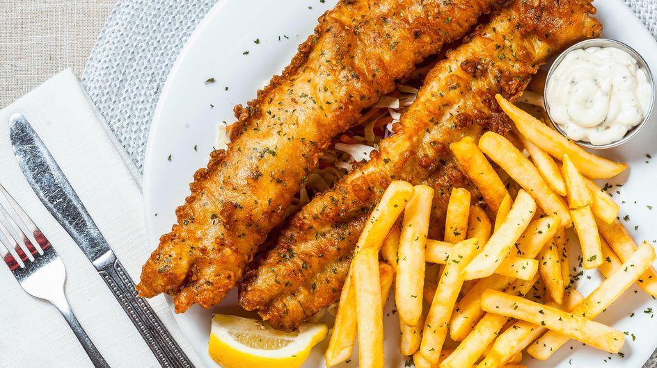 Comment faire un poisson pané maison ?