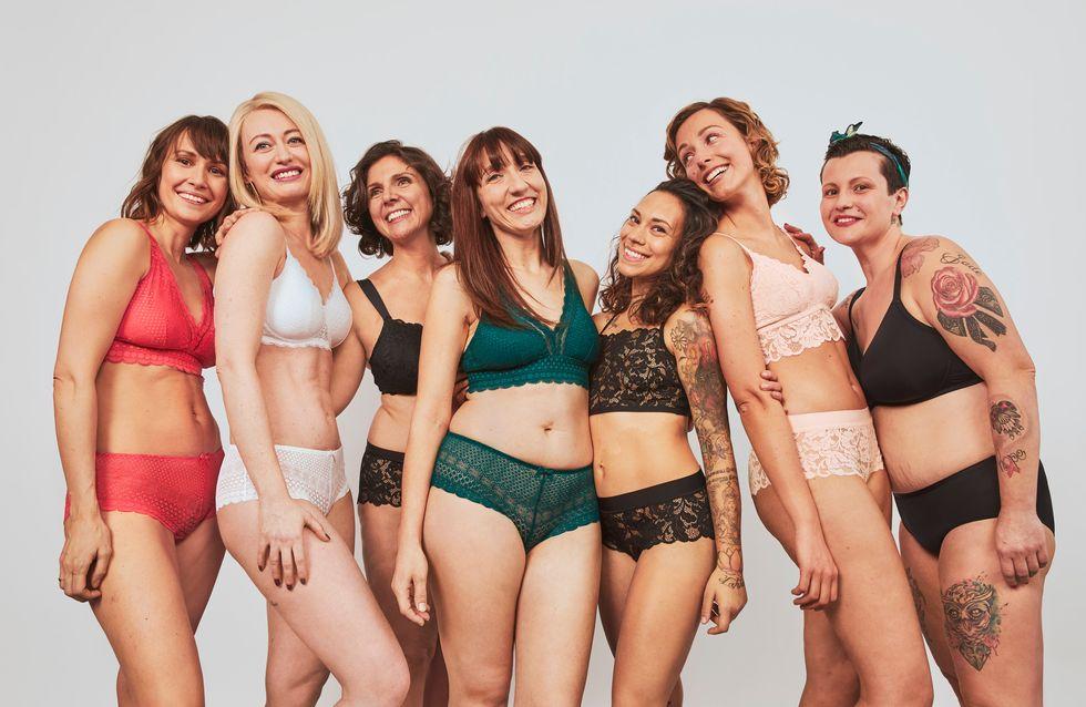 Etam lance yes!, sa première collection de lingerie post-mastectomie