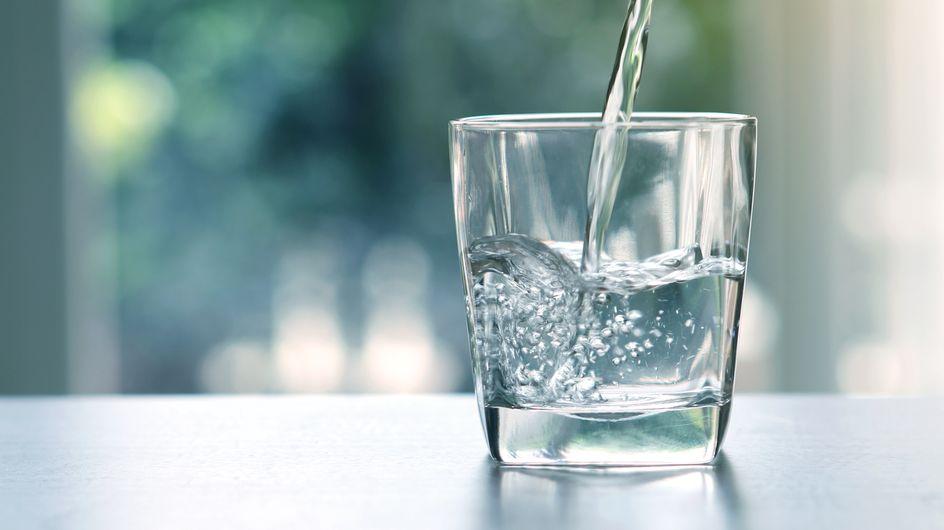 L'acqua, la bevanda più salutare per il tuo corpo