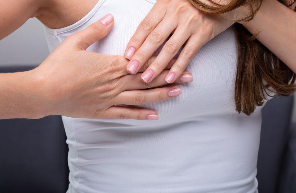 Dolore al seno? Analizziamo tutte le possibili cause