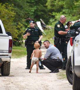 Un enfant de 3 ans souffrant d'autisme retrouvé après s'être enfui de chez lui,
