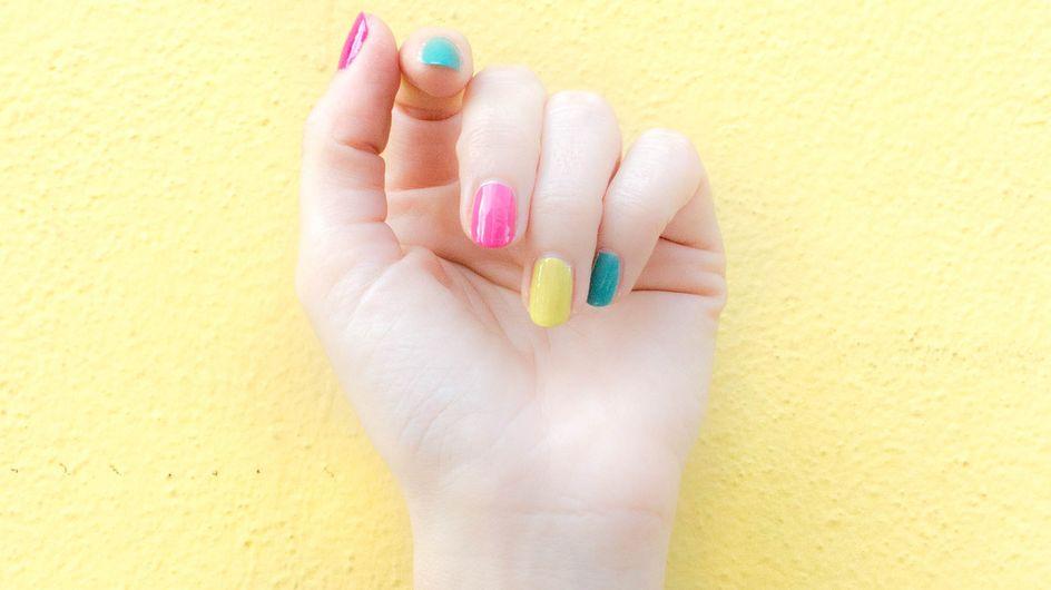 Rainbow Nails: Diese Trendnägel sorgen für gute Laune