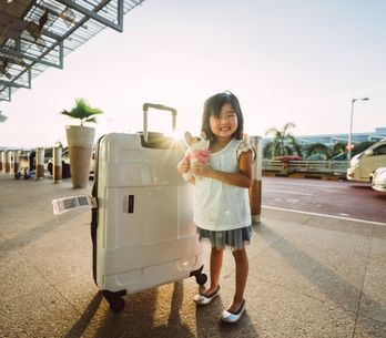 Check list : Tout ce qu'il faut mettre dans la valise de vos enfants