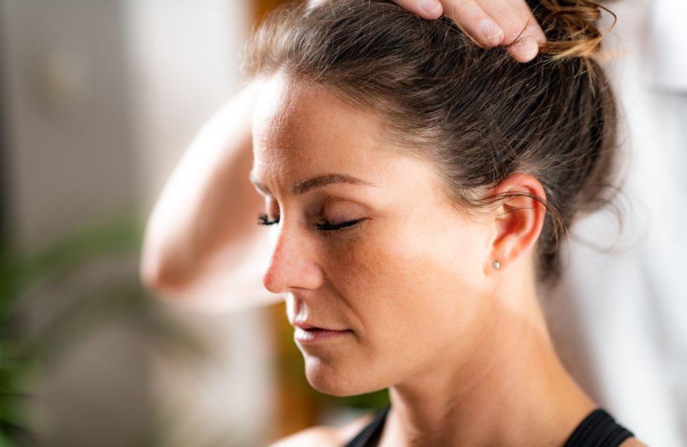 Massaggio al cuoio capelluto: quali benefici porta?