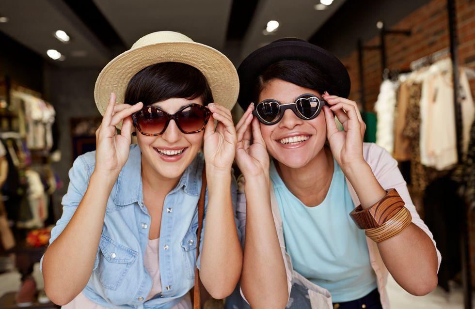 La forma di occhiali che scegli svela molto della tua personalità!