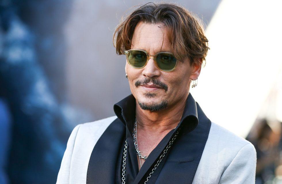 Johnny Depp: Liebschaft mit Uschi Glas' Stieftochter?