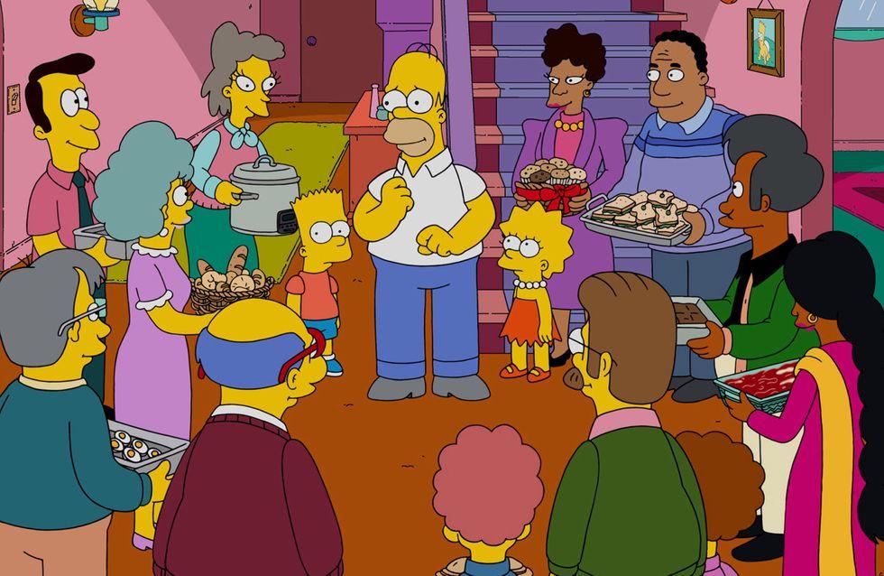 Les Simpson, les acteurs blancs ne doubleront plus les personnages de couleur