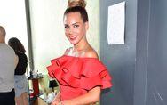 After-Baby-Body: Angelina Pannek zeigt sich ohne Babybauch