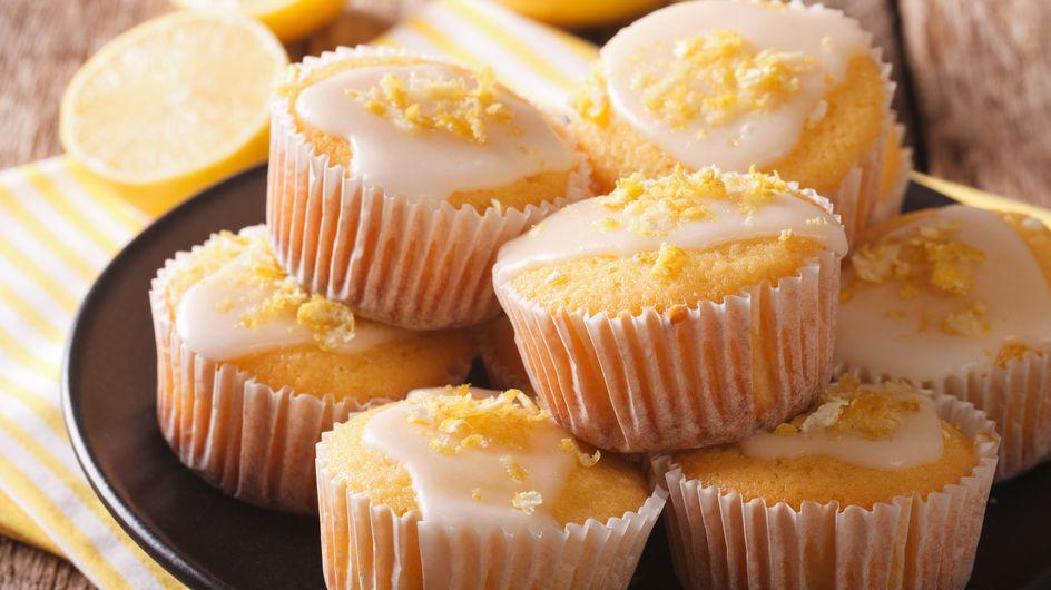 Zitronen-Joghurt-Muffins: Weltbestes Rezept - so saftig