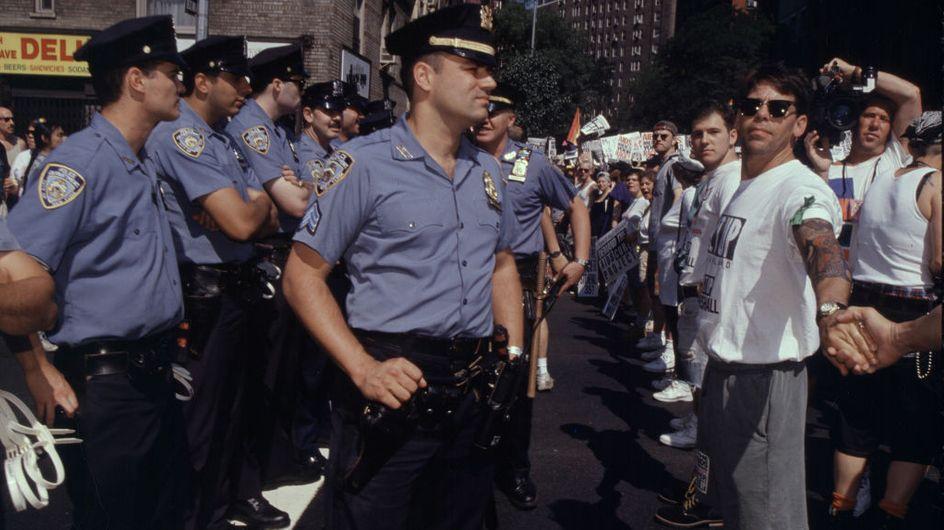 Pourquoi la lutte contre les violences policières et le mois des fiertés sont indissociables