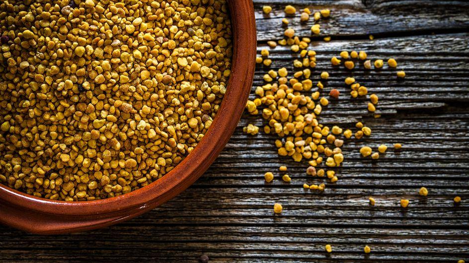 Le proprietà del polline: perché fa bene al corpo?