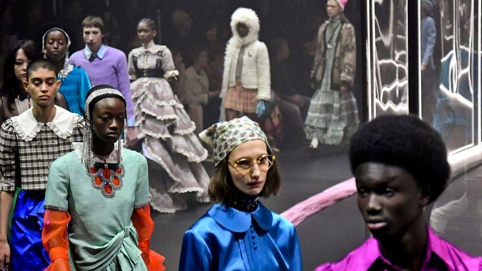 Ellie Goldstein è la prima modella con sindrome di Down per Gucci