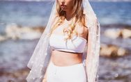 EVJF, lune de miel... Des maillots de bain blancs canon pour les mariées