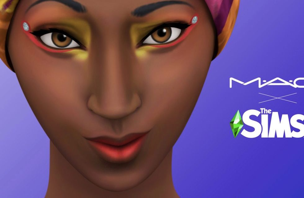 M.A.C x Les Sims 4, la collab' make-up la plus improbable du moment